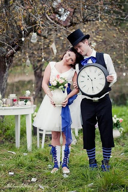 Las bodas tématicas -ideas