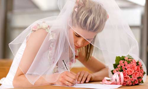Cómo y cuándo dar tus invitaciones de boda