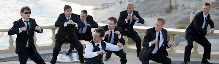 Coreografías de boda, una idea muy divertida