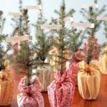 Furoshiki envolver regalos boda con tela