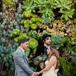 Suculentas ramo de novia 10