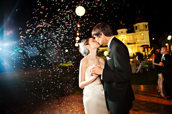 burbujas en tu boda