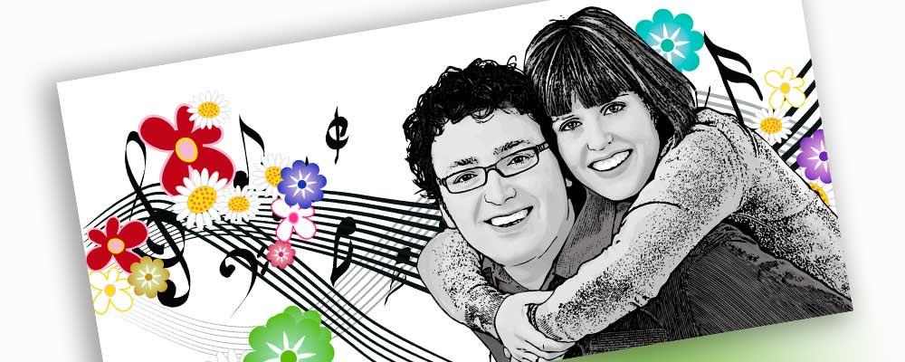 invitacion-color-music boda