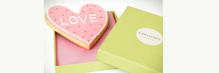 Galletas personalizadas para regalar a tus invitados en tu boda