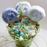 regalos con pañales para recien nacidos y bebes