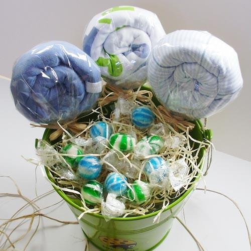 Regalos con pa ales para recien nacidos invitaciones y - Cuadros originales para bebes ...