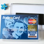 detalle original para bodas iman tarjeta credito