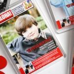 recordatorio iman comunión original portada de revista