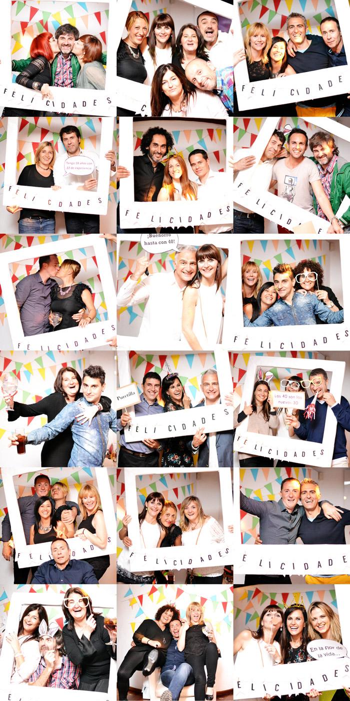 Atractivo Collage De Fotos Originales Molde - Ideas de Decoración de ...