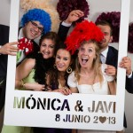 photocal para bodas divertido