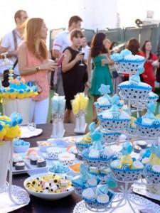 tartas de golosinas para bodas