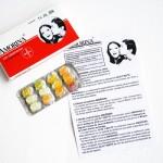 caja medicamento para bodas