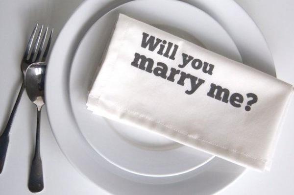 Las ideas para pedir matrimonio más originales y creativas