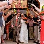 Cintas de tela en tu boda