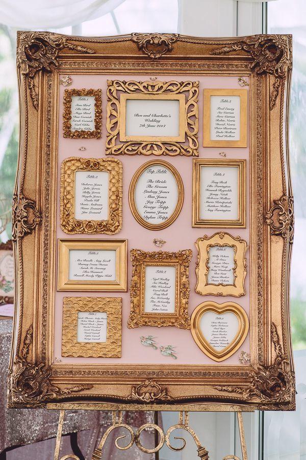 Como hacer el plano de mesas de tu boda (seating plan ) original y ...