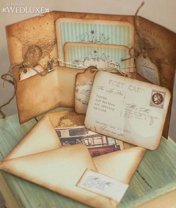 Invitaciones De Boda Vintage Buscar Con Google Novias