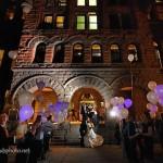 Suelta de globos en tu boda
