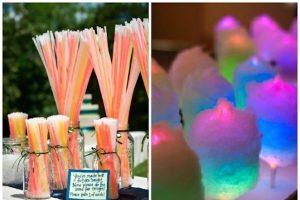 Varitas de luz en tu boda