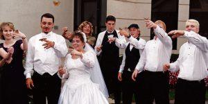 Suelta de mariposas en tu boda