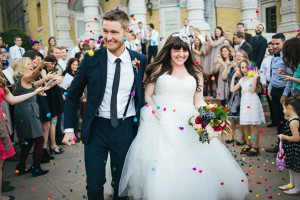 Pompones en tu boda
