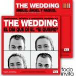 invitacion original boda the beatles