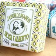 Jabón artesanal muy original para tus invitados de boda