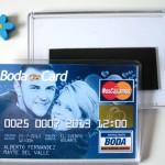 iman tarjeta de credito boda card