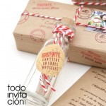 invitacion de boda mensaje en una botella