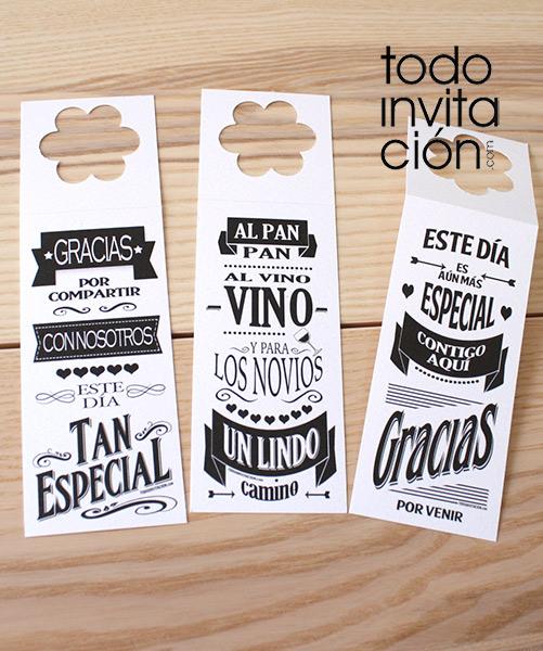 Etiquetas Para El Vino De Boda Gratis Imprimibles