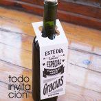 Etiquetas para el vino de boda gratis – imprimibles