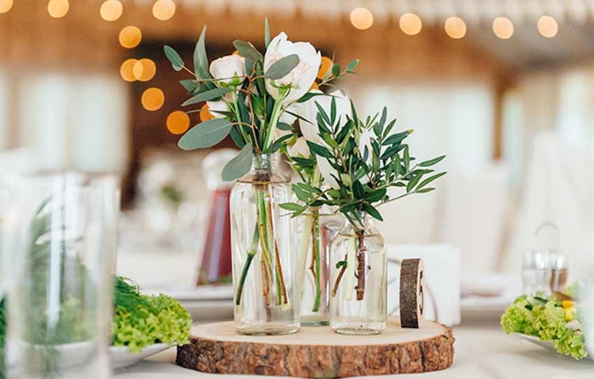 boda ecologica