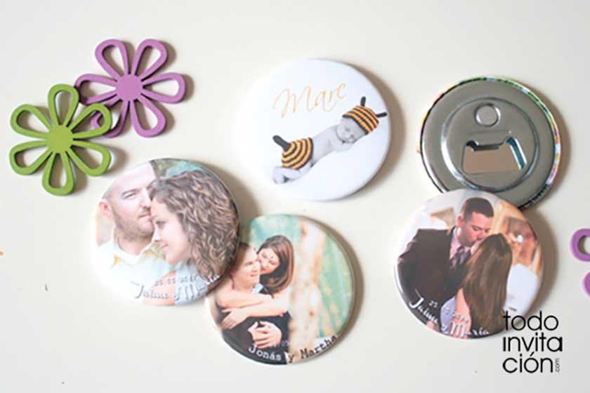 abridores personalizados para bodas