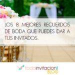 recuerdos para boda