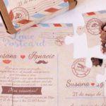 invitacion de boda puzzle