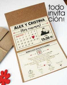 invitación dia señalado