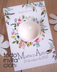 bálsamo labial personalizado boda comunión bautizo bola