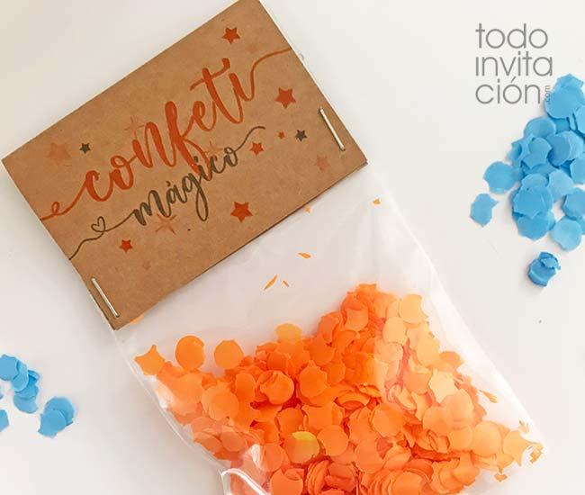 etiquetas gratis para bolsas de confeti de boda