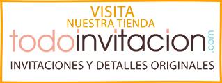 invitaciones y detalles diferentes y originales