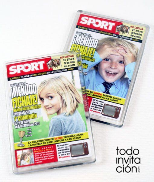 iman comunión portada sport
