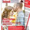 invitacion boda portada revista
