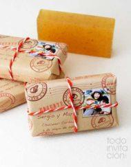 jabon artesanal detalles boda postal