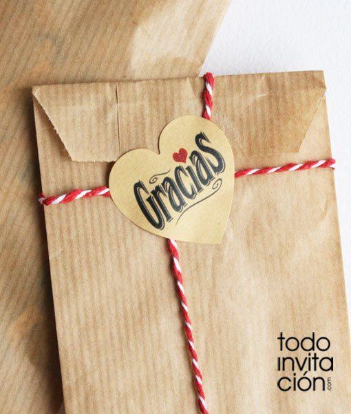 pegatina-corazon-kraft-detalles regalos gracias