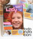 iman comunion recordatorio revista lady