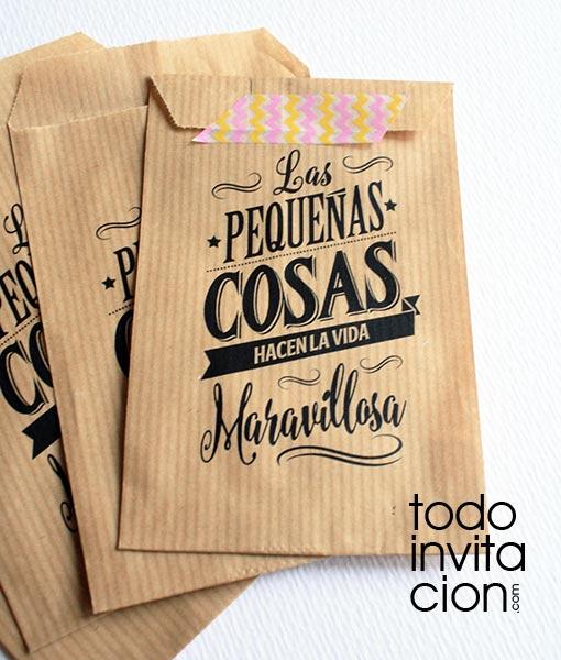 da09086a7 BOLSAS KRAFT PEQUEÑAS