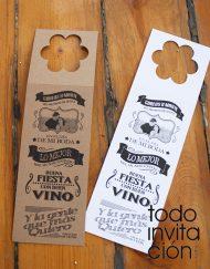 etiquetas para botellas de vino bodas comunion bautizo