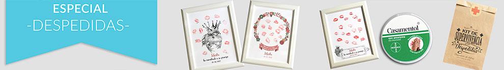 despedidas-regalos-cuadros de besos