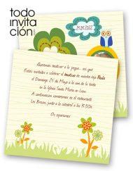 invitacion bautizo original todoinvitacion
