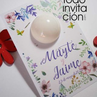 bálsamo labial bola para detalles de boda comunion bautio