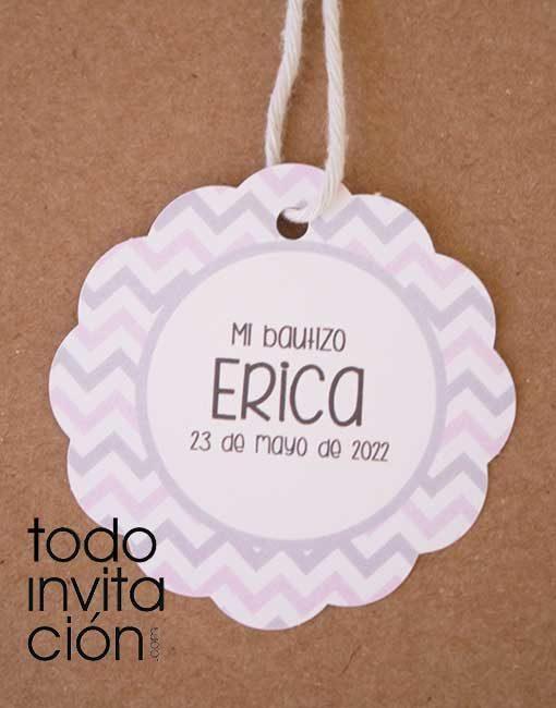 etiqueta personalizada boda comunion bautizo regalos detalles